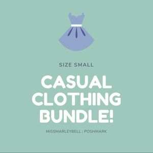 SIZE SMALL Casual Bundle